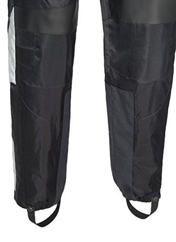 Tourmaster Sentinel 20 Nomex Rain Pants Black XSM 8797-0205-03