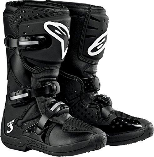 Alpinestars Stella Tech 3 Womens MotoX Motorcycle Boots - Black  Size 6