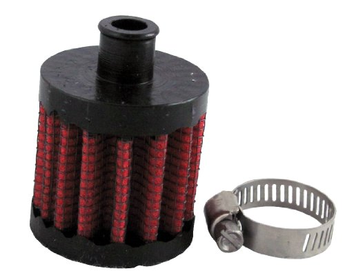 "Uni Filter Up-101 5/16"" Clamp-on Breather"