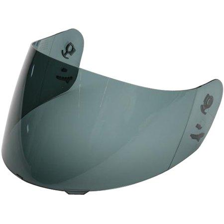 HJC Anti-Scratch Shield HJ-09 Street Bike Motorcycle Helmet Accessories - Dark Smoke  One Size