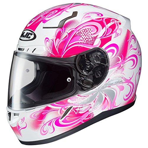 HJC Cosmos Womens CL-17 Street Bike Motorcycle Helmet - MC-8  Small