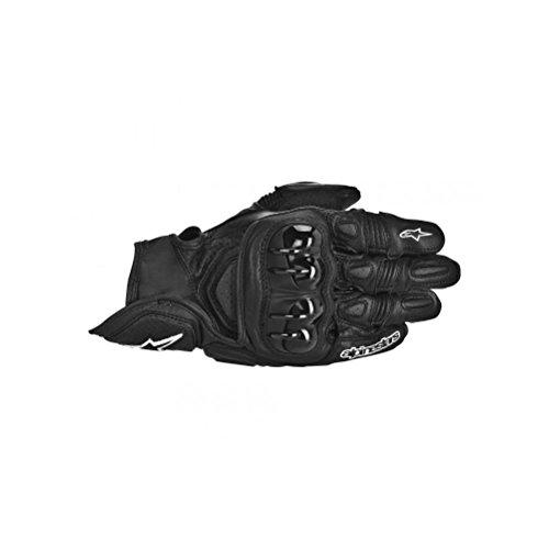 Alpinestars GPX Leather Gloves XL Black