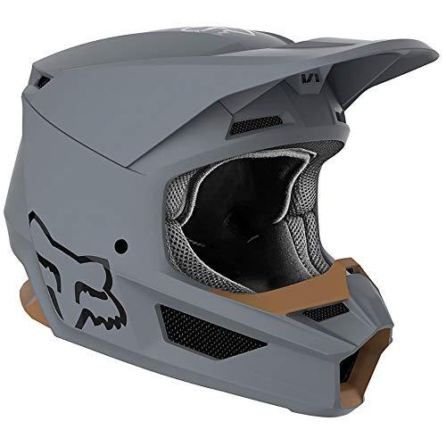 2020 Fox Racing V1 Matte Helmet-Stone-M