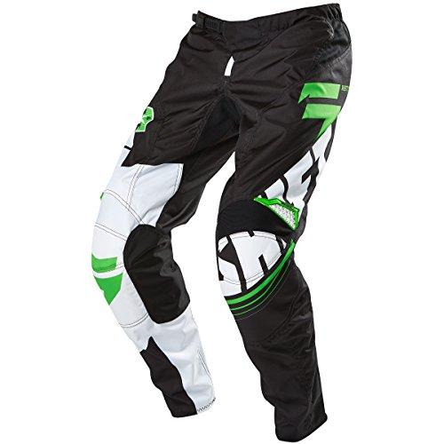 Shift Racing Assault Mens Dirt Bike Motorcycle Pants - Green  Size 38