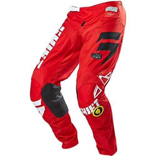 2016 Shift Strike Pants-Red-32