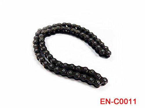 62 Link Starter Chain for 50cc 70cc 90cc 110cc 125cc Chinese ATV Scooter Dirt Bike Taotao SunL Peace JCL Baja