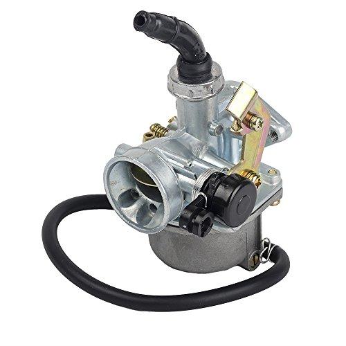 HIFROMTM PZ19 PZ 19 mm Cable Choke Carburetor carb for 90cc 110cc 125cc ATV Quad dirt bike TaoTao Sunl