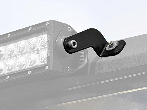 SuperATV Heavy Duty Light Bar Mounting Brackets for SuperATV Light Bars on ATVUTV
