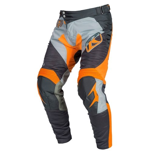 Klim XC Mens Dirt Bike Motorcycle Pants - Orange  Size 34