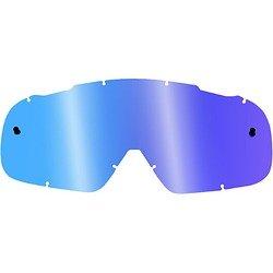 Fox Racing Airspc Lexan Anti-fog Adult Replacement Lens Motox Motorcycle Goggles Eyewear Accessories - Blue Spark