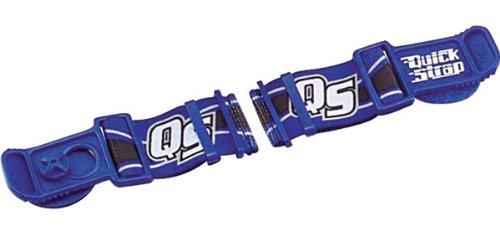 Roko Sports Goggle Quick Strap (blue/white/black)