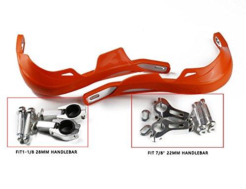 78 22MM Aluminum Insert Hand Guard for KTM 50 65 85 125 144 150 200 250 300 350 400