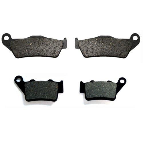 1994-2003 KTM 250 EXC Front Rear Brake Pads