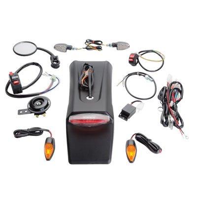 Tusk Motorcycle Enduro Lighting Kit Fits KTM 525 EXC 4-Stroke 2003–2007