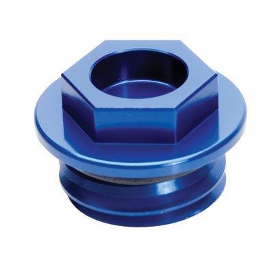 Tusk Oil Filler Plug Blue - Fits KTM 450 XC-W 2007-2016