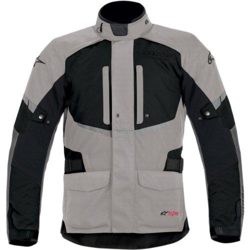 Alpinestars Andes Drystar Jacket GrayBlack SM
