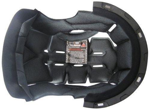 LS2 Helmets Liner for FF386 Helmets Black Large
