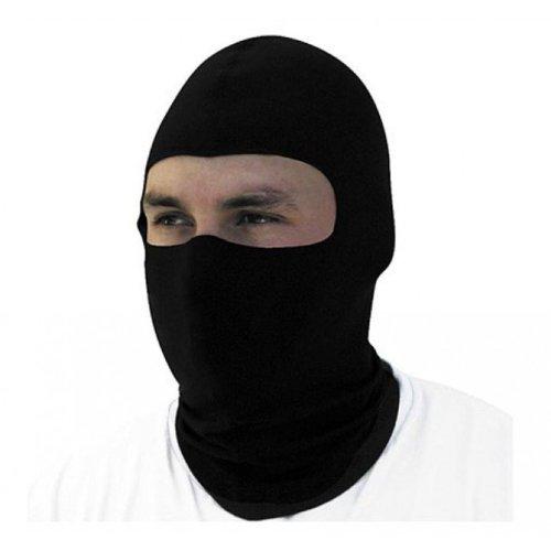Thin Cotton Spandex Motorcycle Balaclava Face Mask Premium Quality Helmet Liner Ski Mask Dust Mask Black Tactical Balaclava