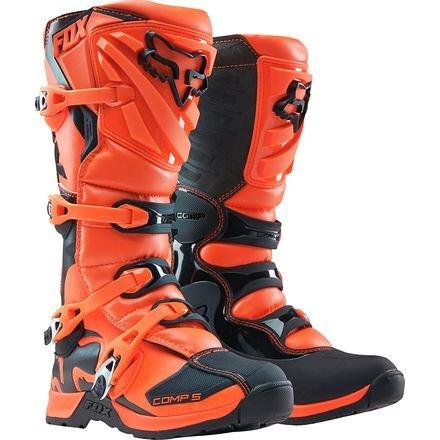 Fox Racing Comp 5 Boots - 10Orange