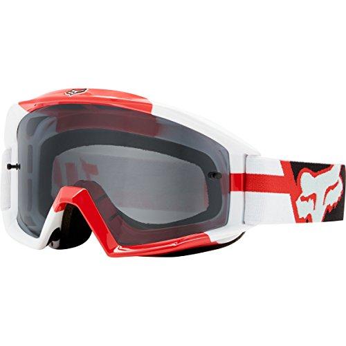 Fox Racing Main Sayak Goggle-Red
