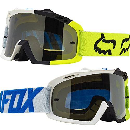 Fox Racing Youth Air Space Creo Goggle-WhiteYellow
