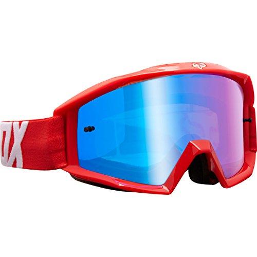 Fox Racing Youth Main Race Goggle-Red