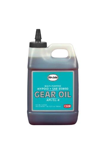 CRC SL24229 APIGL-4 Multi-Purpose Gear Oil 32 Fl Oz