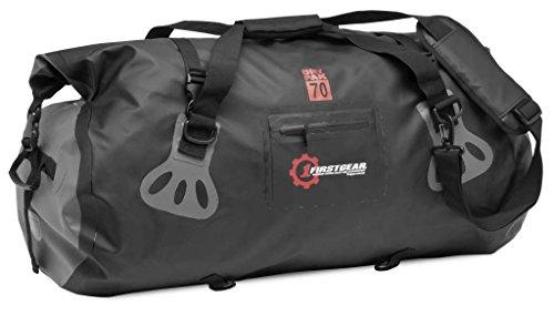 New Firstgear Torrent 70-liter Waterproof Atv Duffel Bag / Rack Pack / Gear Bag