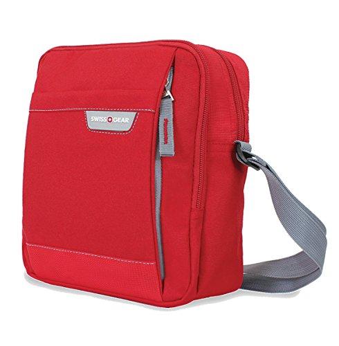 Swissgear Travel Gear Day Pack Bag (red)