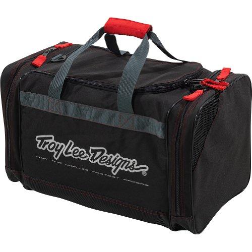 "Troy Lee Designs Jet Sports Gear Bag - Black / Size 11.5"" W X 12"" H X 23"" L"
