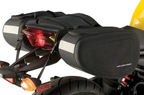 Nelson-Rigg SPRT-40 Spirit Black Sport Saddle Bag