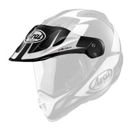 Arai Helmets Visor for XD4 Helmet - Explore BlackWhite 3587