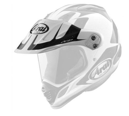 Arai Helmets Visor for XD4 Helmet - Explore WhiteBlack 2093
