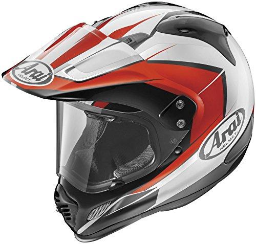 Arai XD4 Helmet - Flare X-SMALL RED