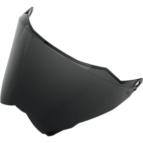 AGV Anti-Scratch Anti-Fog Helmet Shield for AX-8 Dual Sport - Smoke KV17L0N2001