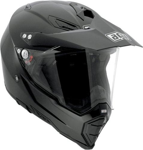 AGV AX-8 Dual Sport Evo Helmet Black Large