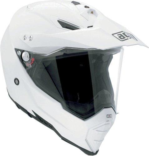 AGV AX-8 Dual Sport Evo Helmet White Large