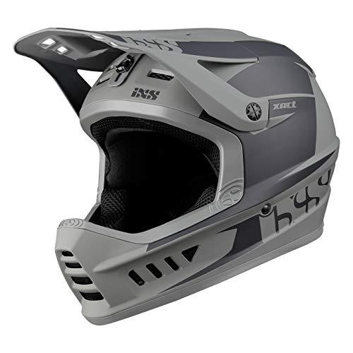 IXS Xact Evo Helmet Black-Graphite SM