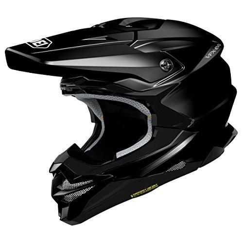 Shoei VFX-EVO Off-Road Motorcycle Helmet - BlackX-Large