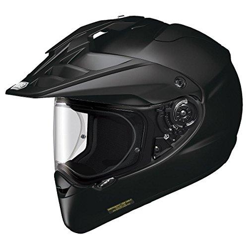 Shoei Hornet X2 Black Dual Sport Helmet - 2X-Large