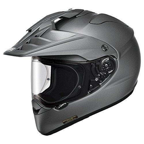 Shoei Hornet X2 Deep Matte Grey Dual Sport Helmet - X-Large
