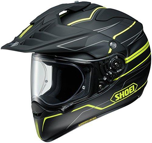 Shoei Hornet X2 Navigate Street Racing Motorcycle Helmet - TC-3  Large