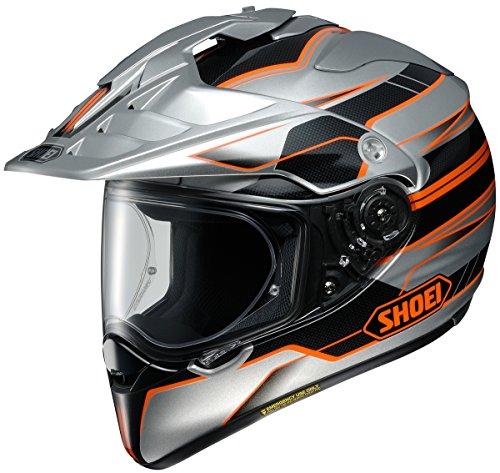 Shoei Hornet X2 Navigate Street Racing Motorcycle Helmet - TC-8  Medium