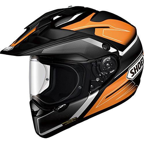 Shoei Hornet X2 Seeker Street Bike Racing Motorcycle Helmet Large TC-8
