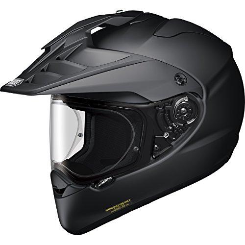 Shoei Hornet X2 Street Bike Racing Motorcycle Helmet Large Matte Black