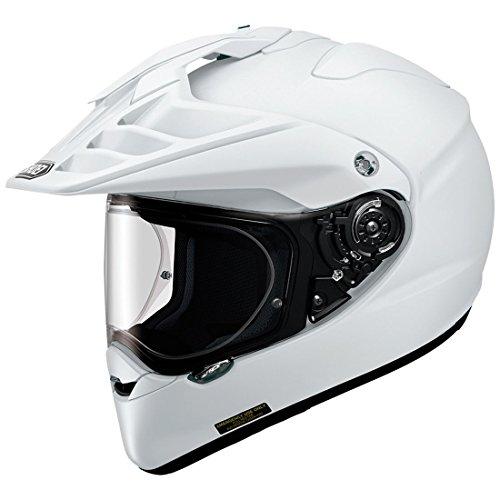Shoei  unisex-adult full-face-helmet-style Hornet X2 Helmet White 2X-Large 1 Pack