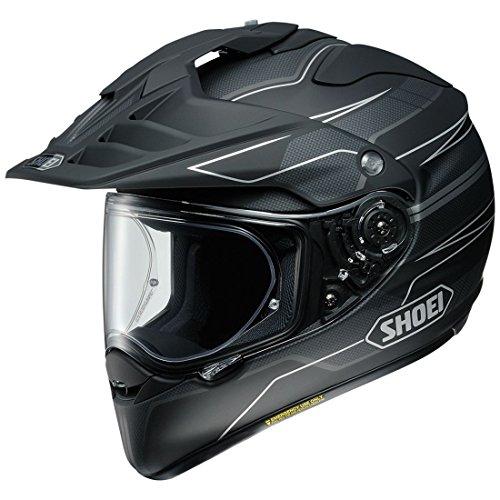 Shoei  unisex-adult full-face-helmet-style Hornet X2 Navigate Tc-5 Helmet Matte BlackGreen X-Large 1 Pack