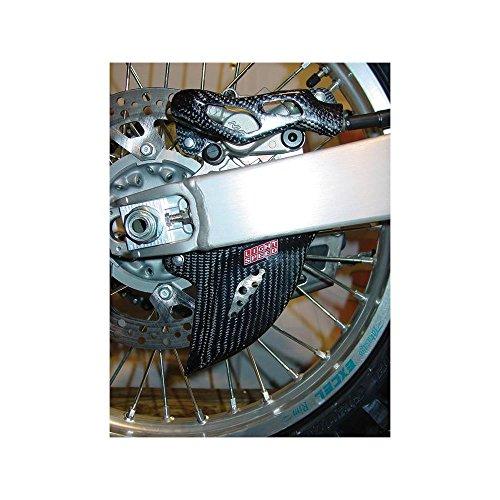 LightSpeed Carbon Fiber Rear Caliper Guard with Air Scoop 351-00934
