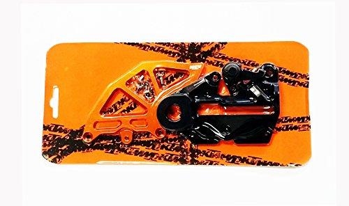 NEW KTM CNC BRAKE CALIPER SUPPORT W BRAKE DISC GUARD SX XC XCW EXC 78113975144