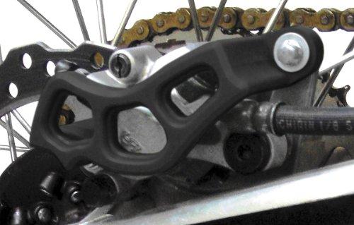TM Designworks Brake Caliper Guard Black for Yamaha WR YZ 06-11